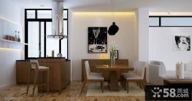 90平米小户型白色的客厅装修效果图大全2014图片