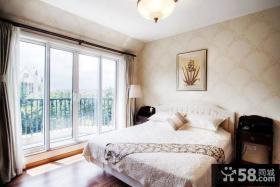 复式楼卧室装修效果图欣赏