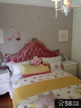 欧式家装设计卧室图片大全欣赏