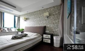 古典中式风格卧室设计效果图片
