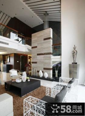 摩登新中式别墅设计