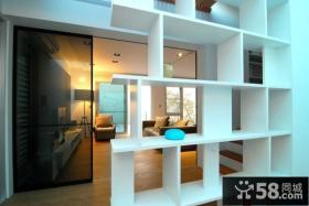 家装设计室内隔断装修效果图大全2014