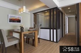 日式设计小餐厅