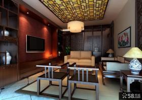 2013优质客厅背景墙装修效果图片