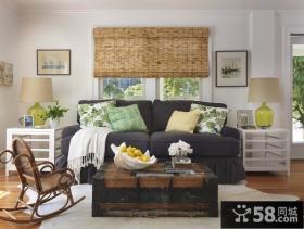 家装简约风格 客厅图片