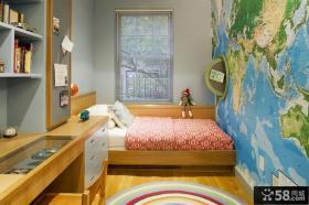 贝壳妆点的客厅沙发背景墙装修效果图