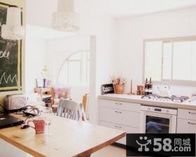 小户型厨房创意设计效果图欣赏