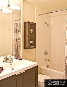 紫色卧室收纳柜背景墙装修效果图大全2012图片