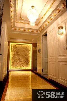 欧式大别墅室内装修图片欣赏