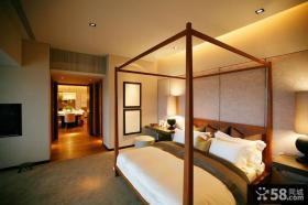 时尚豪华现代卧室设计案例
