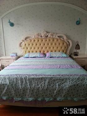 地中海风格欧式卧室设计效果图片