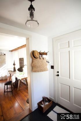 进门客厅玄关装修效果图大全2013图片