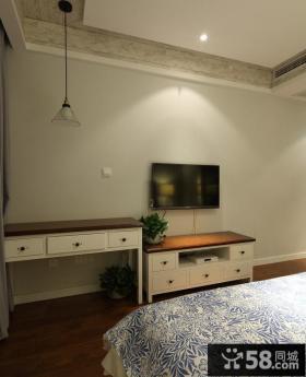 现代简约家装液晶电视背景墙