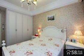 欧式时尚小卧室图大全