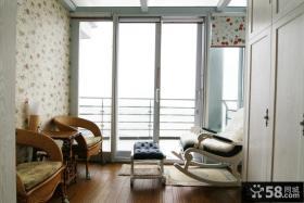 室内阳台装修效果图片