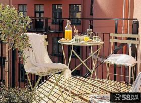 家装小阳台设计图片欣赏