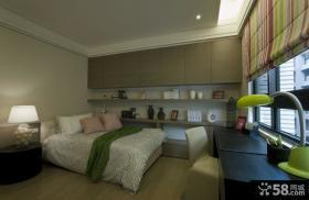 时尚现代卧室装修设计图