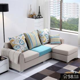 小户型客厅沙发图片欣赏