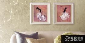 卧室玉兰壁纸图片欣赏