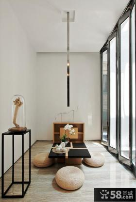 日式家装设计复式图片欣赏