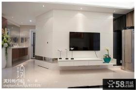 家居电视背景墙设计效果图片