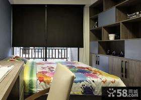 家装后现代风格卧室图片大全欣赏
