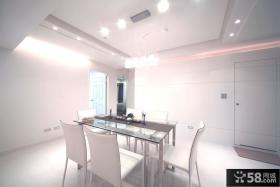 简约式家装餐厅设计效果图