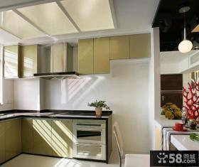 现代风格设计厨房装修效果图片欣赏