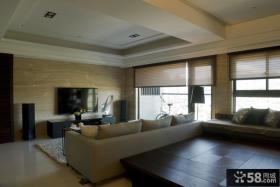 简单家庭室内装潢效果图