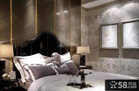 欧式新古典风格卧室图片大全