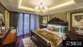 别墅卧室高档装修设计