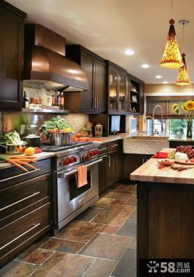 室内设计现代厨房橱柜大全