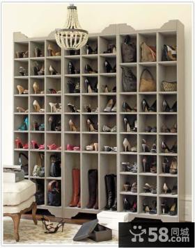 鞋柜效果图大全2014图片