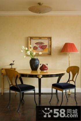 美式风格装修样板间 美式风格装修图片 餐厅图片