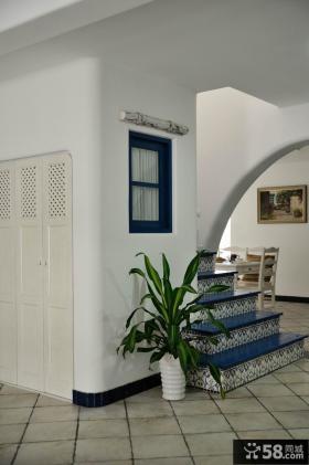 复式楼楼梯装饰效果图