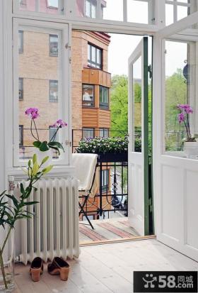 阳台装修效果图大全2012图片 生活阳台装修效果图