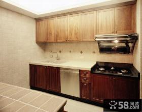 美式风格公寓家装设计效果图