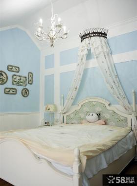 现代风格家居儿童房设计装饰效果图片