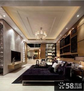 家装设计复式客厅效果图大全