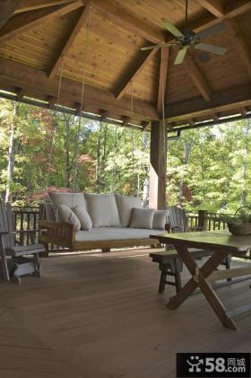 室内阳台装修效果图大全2012图片