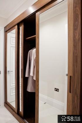 家居推拉门衣柜设计案例