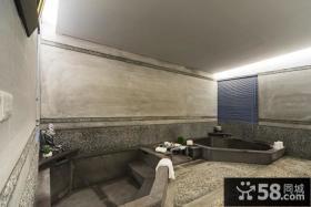 豪华复式卫生间图片欣赏