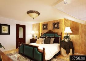 顶级别墅次卧室装修效果图 2012优质别墅装修