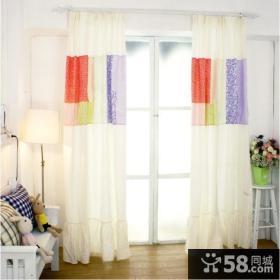 优质家居卧室窗帘装修效果图片