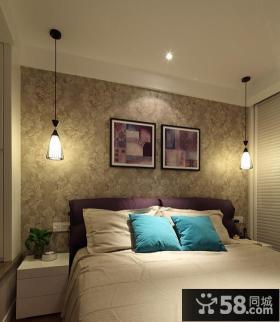 现代卧室灯具设计
