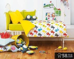 童趣可爱的儿童房装修效果图大全2014图片