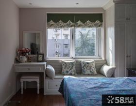 12平米主卧室沙发飘窗装修效果图
