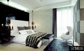 别墅卧室装修效果图样板房