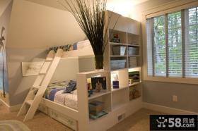 简约的家美式风格装修儿童房图片