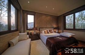 复古欧式卧室室内装修效果图欣赏